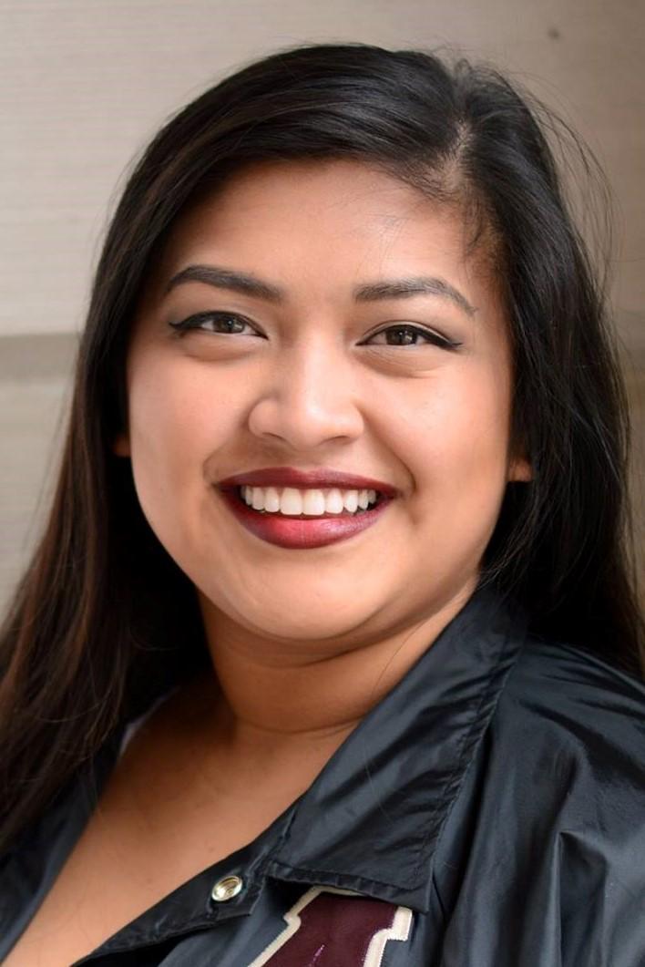 Raisa Buenaventura, Executive Assistant