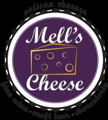 Mell's Cheese Website Design Inspiration