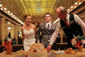 Hotel Boulderado Wedding