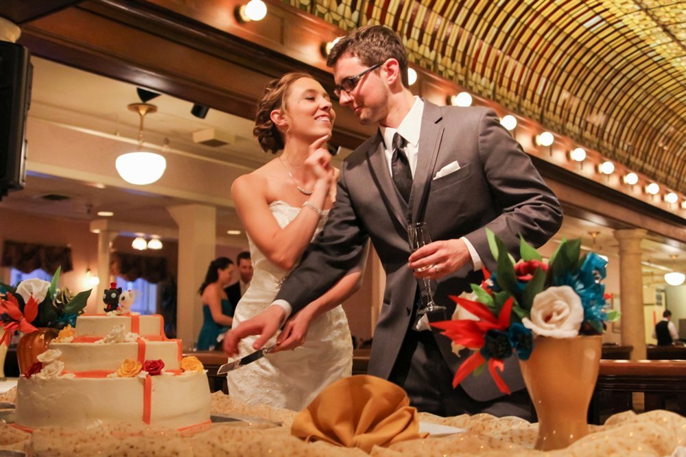 Cadence Labs Founders: Just Married!