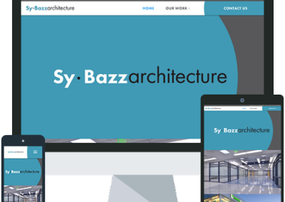 Redesign for Architecture Firm