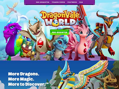 Preregister Website for New Game