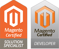 Magento Certified Developers + Magento Certified Solutions Specialists