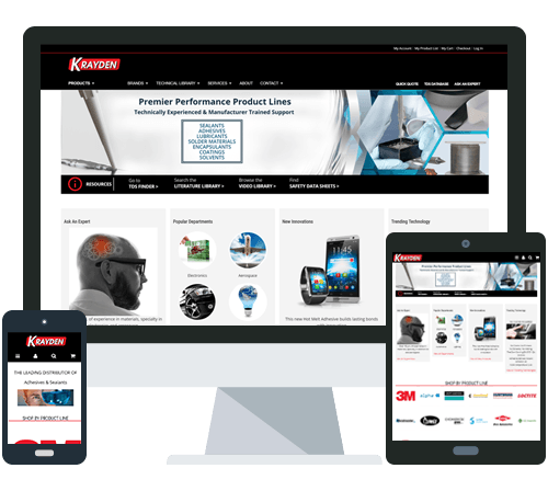 Redesign for Magento and WordPress Site