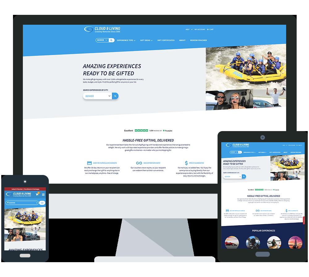 Custom eCommerce Platform