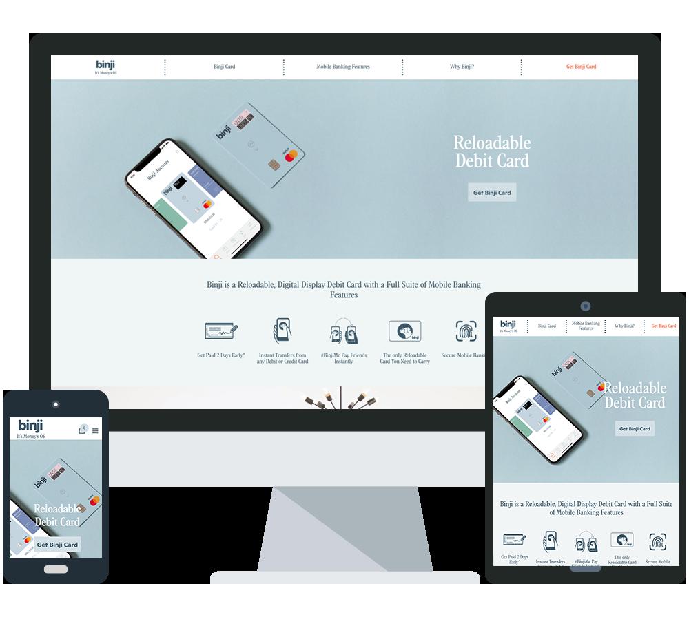Shopify Plus Website